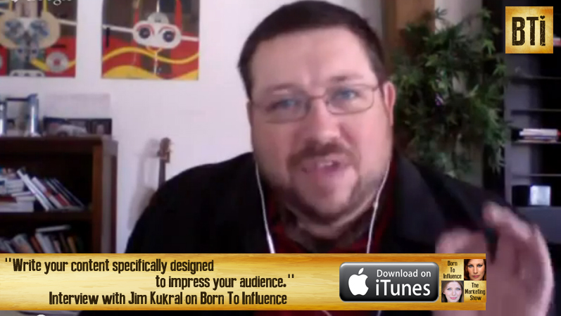 Jim Kukral screen shot for Show Notes Page _ Interview on Born To Influence