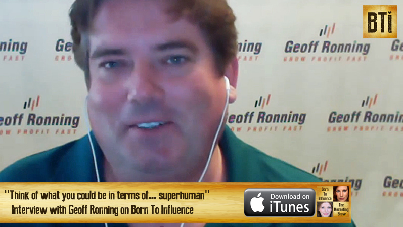 Geoff Ronning on Webinars that Convert